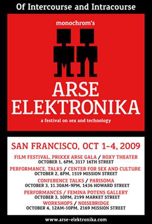 Arse Elektronika 2009